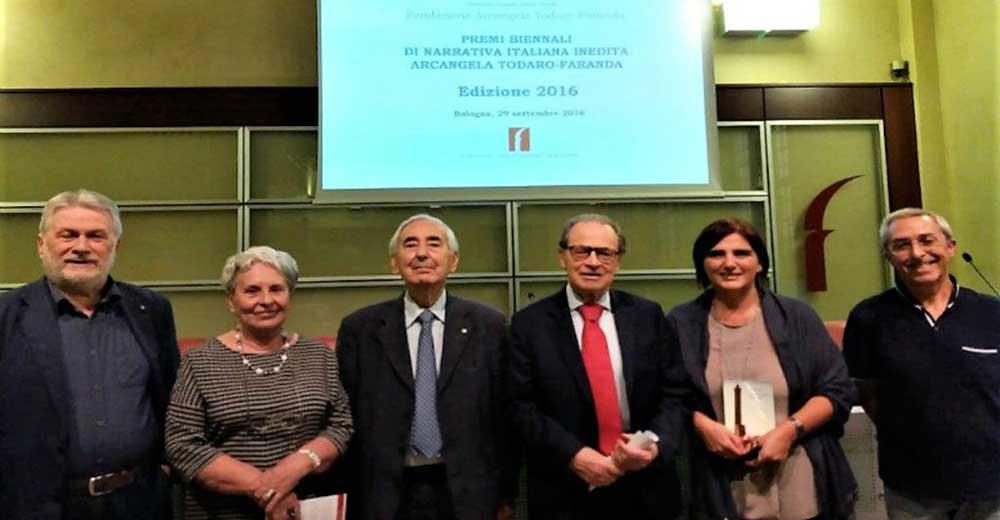 Premio letterario Todaro-Faranda 2016