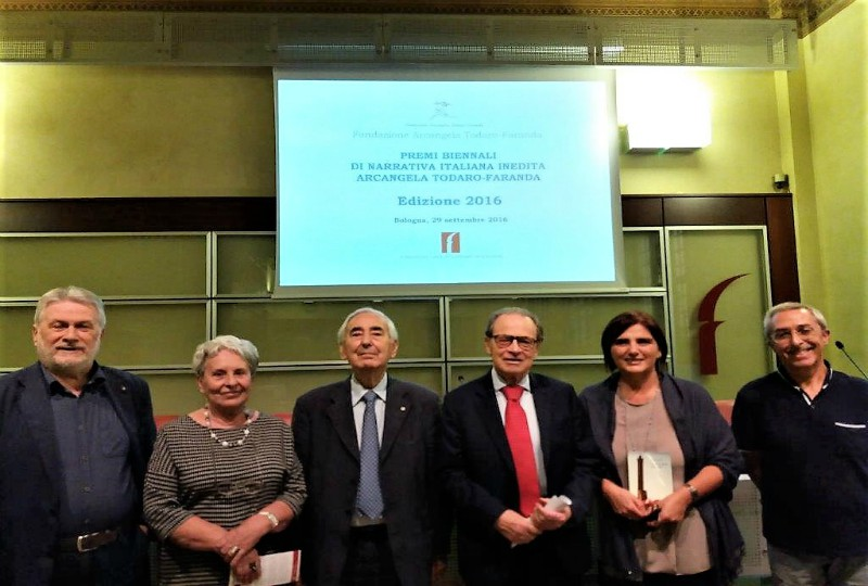 I vincitori del Premio letterario Todaro-Faranda 2016
