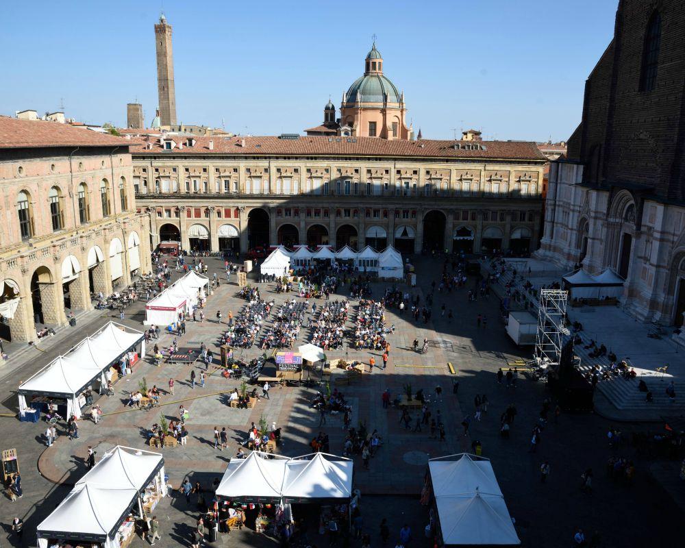 1 La piazza, credit @Alberto Berti