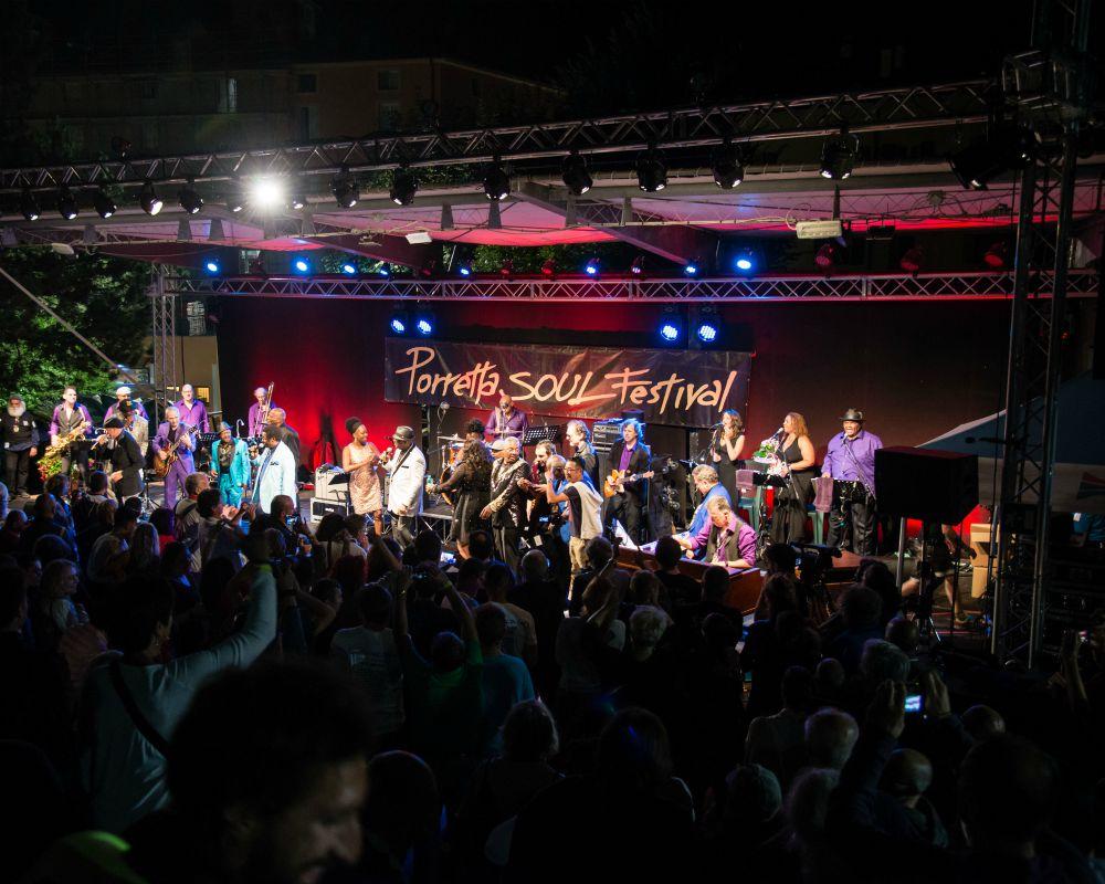 Porretta Soul 2018 gran finale ph. Barbato