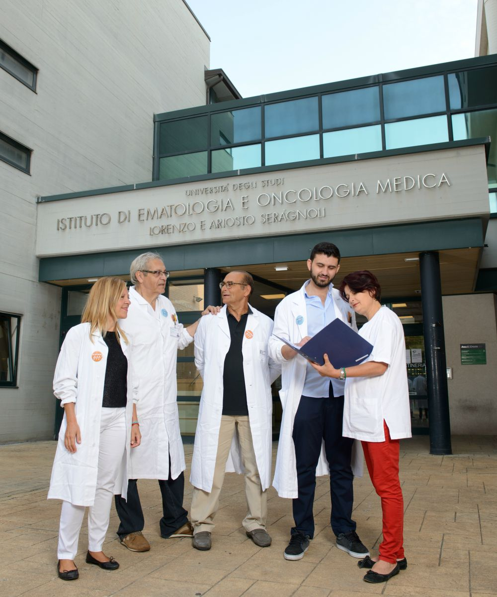 BolognAIL | Lo sviluppo del Servizio di Assistenza Domiciliare Ematologica