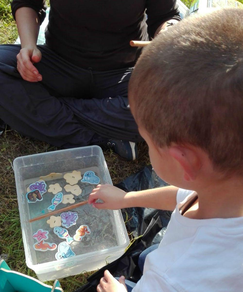 Angsa Bologna | Sorridere all'autismo alla fattoria da Masaniello