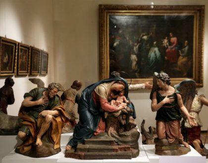 Mostra Statuette: presepi storici della tradizione bolognese dalle Collezioni d'Arte e di Storia della Fondazione Carisbo