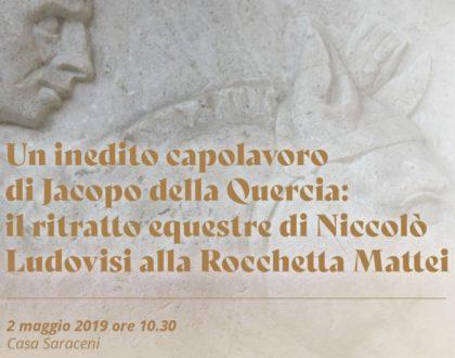 Un inedito capolavoro di Jacopo della Quercia: il ritratto equestre di Niccolò Ludovisi alla Rocchetta Mattei