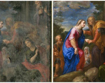 """Progetto """"Quadri sacri"""". Fondazione Carisbo per il recupero del patrimonio artistico"""
