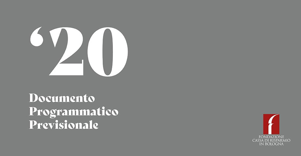 Fondazione-Carisbo-Documento-Programmatico-Previsionale-2020