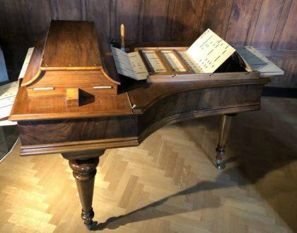 La Collezione Marini di strumenti musicali meccanici in mostra negli spazi della Rocchetta Mattei