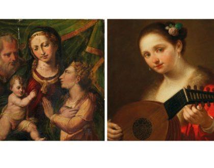 Due nuove acquisizioni per le Collezioni d'Arte e di Storia della Fondazione Carisbo